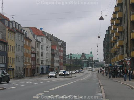 Torvegade, View towards Knippelsbro